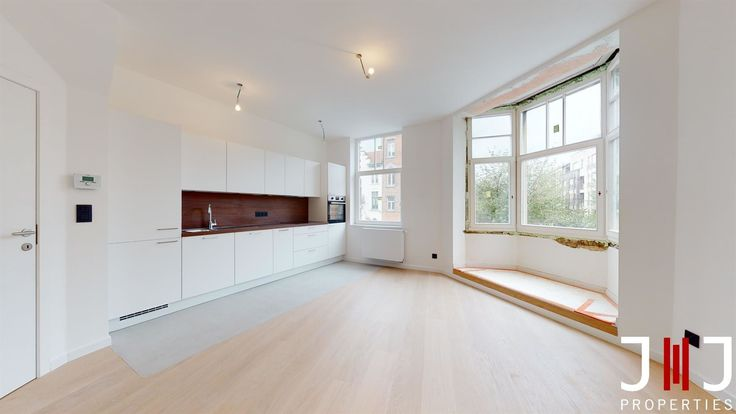 Appartement te koop in Schaarbeek
