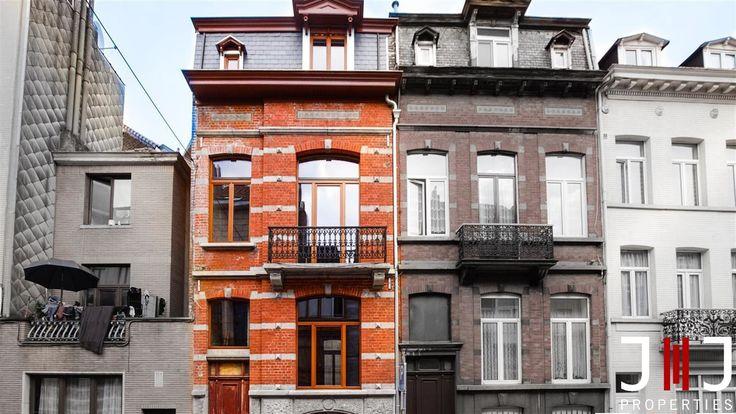 Duplex à vendre à Saint-Josse-ten-Noode