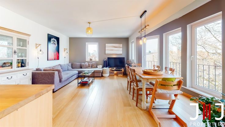 Flat for sale in Saint-Josse-ten-Noode